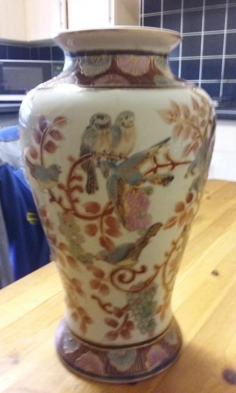 Japanese Satsuma Vase Value