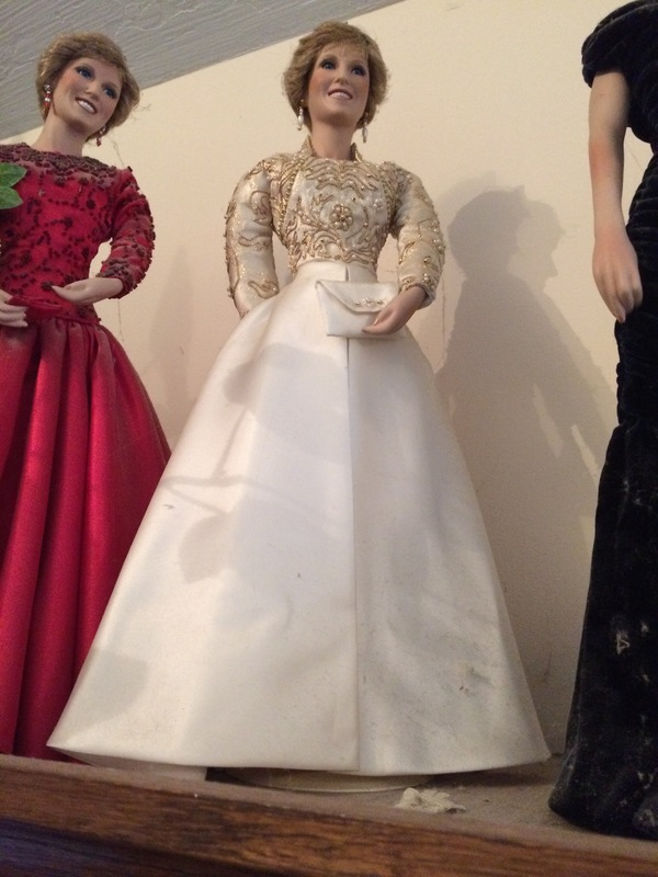 Princess diana doll value
