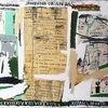 Jean michel basquiat jawbone of an ass prints and multiples serigraph screenprint zoom 695 500