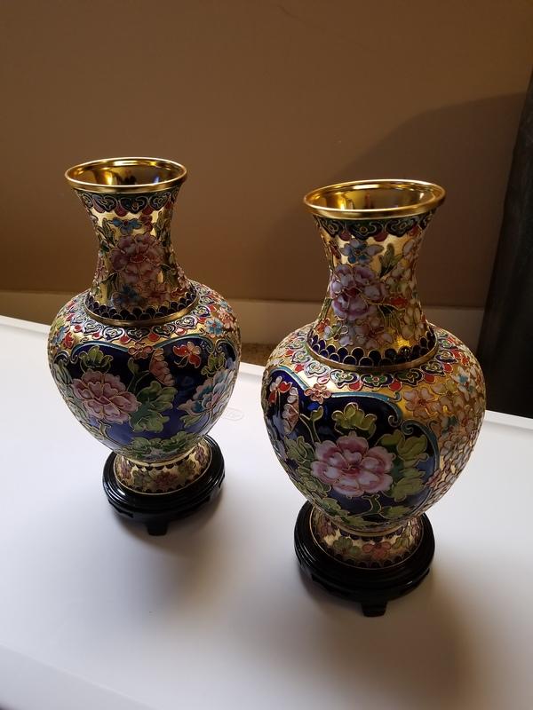 Antique Chinese Vases