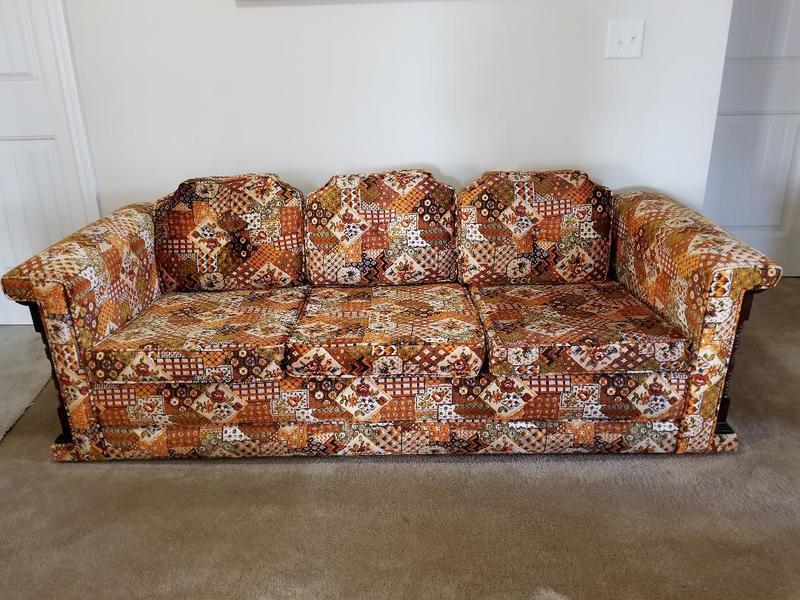 1970 S Mediterranean Style Sofa