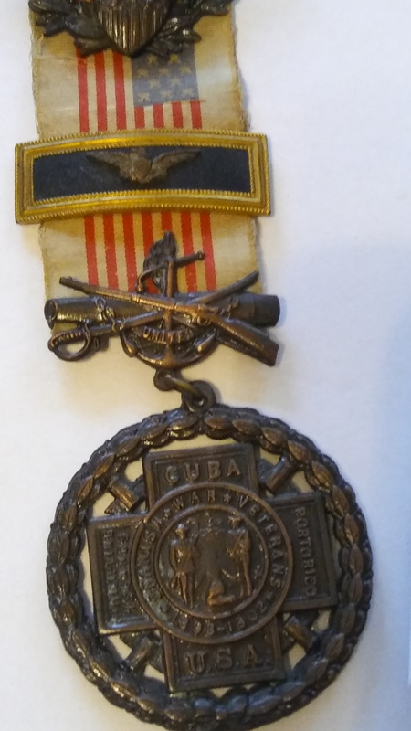 1898 to 1902 usa cuba portorico philipine I