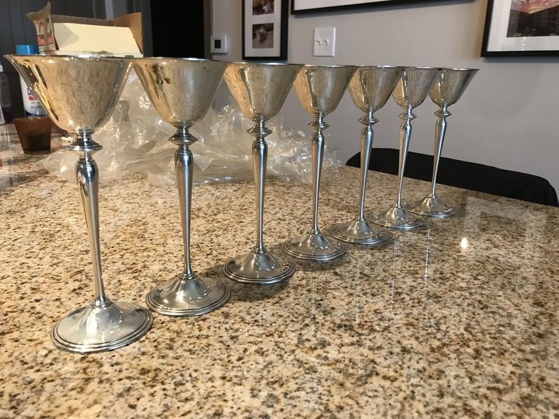Tiffany & Co Goblets