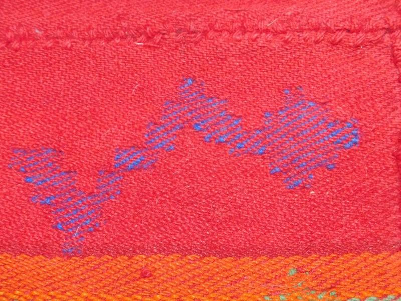Apache Indian Blanket/Rug
