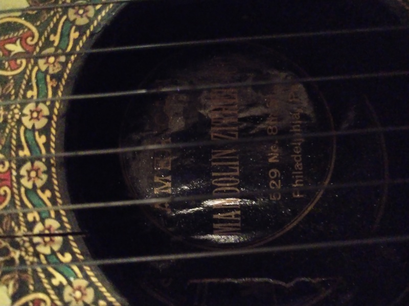 Zither/ zither music and strings