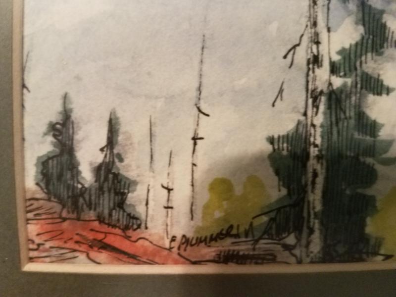 Landscapes, Unknown Title