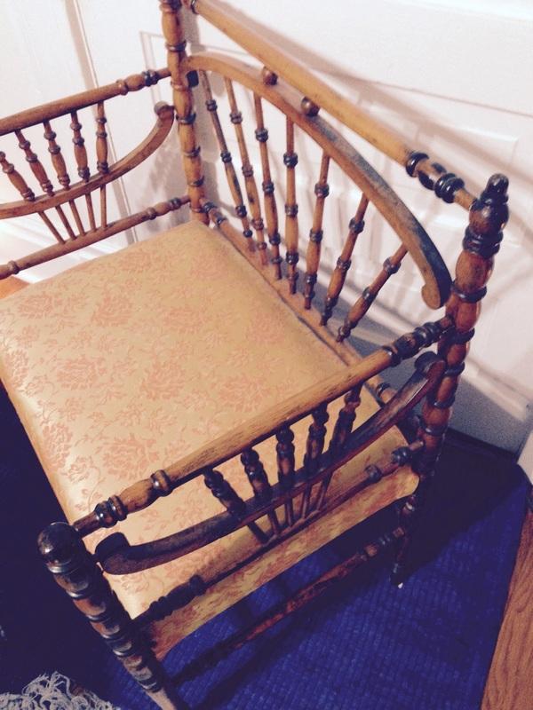 """""""Antique Love Seat"""""""