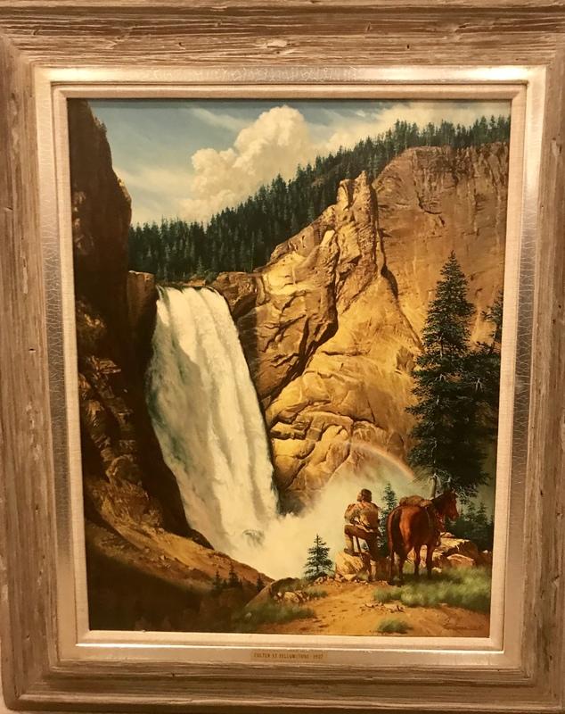 Yellowstone park1809