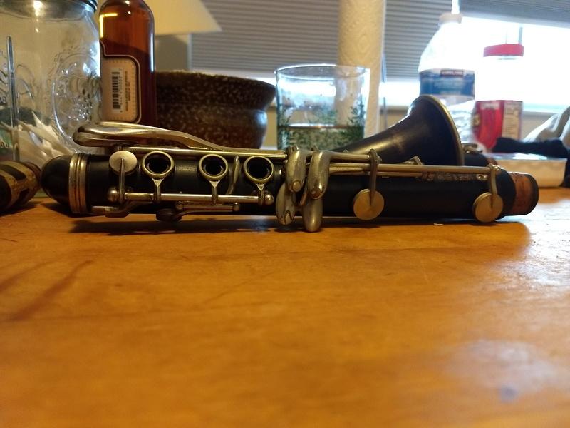 Buffet R13 B Flat Clarinet