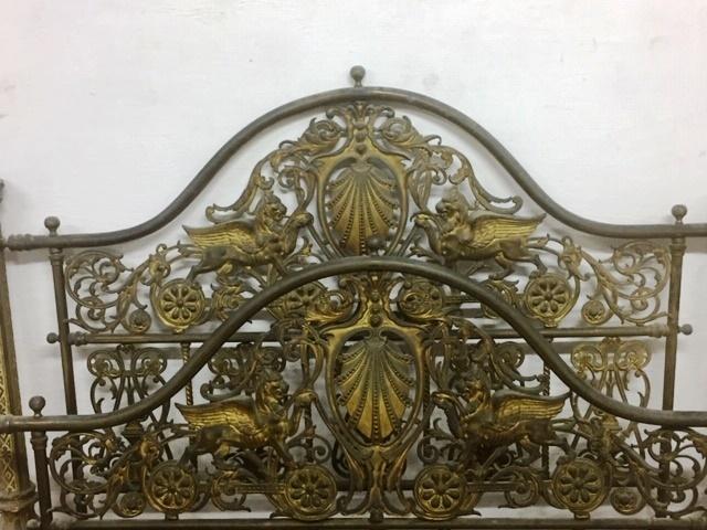 Antique Copper Beds