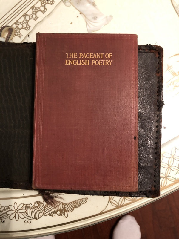 The Pageant Of English Poetry