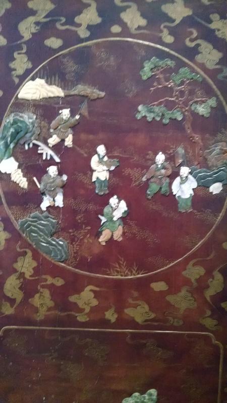 Antique panels