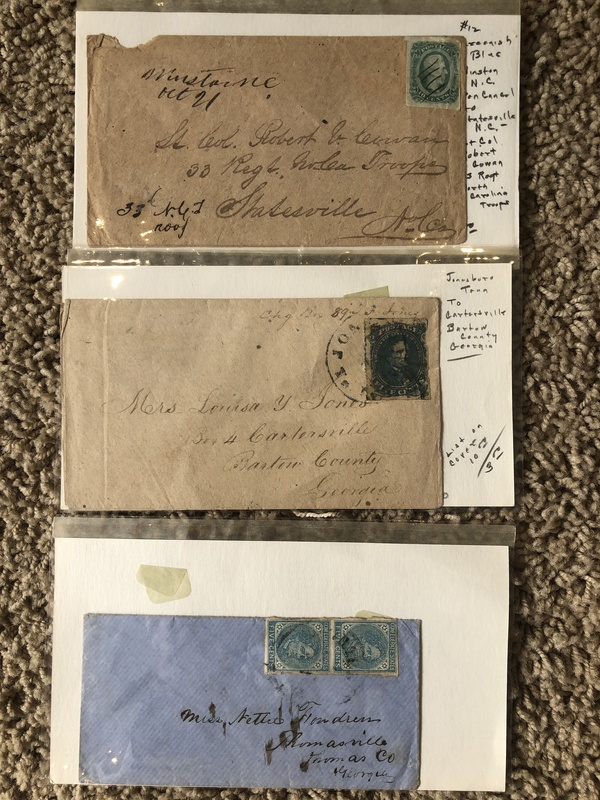 Old Stamp Collection Value